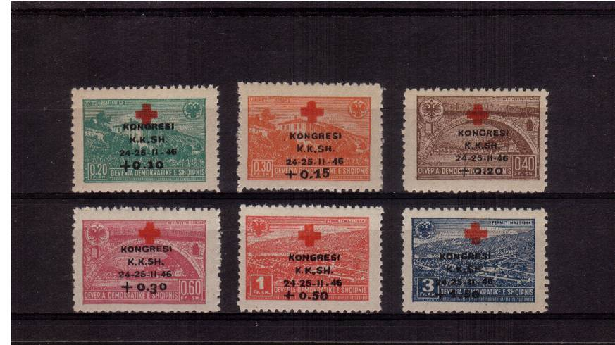 Albanian Red Cross Congress<br/>