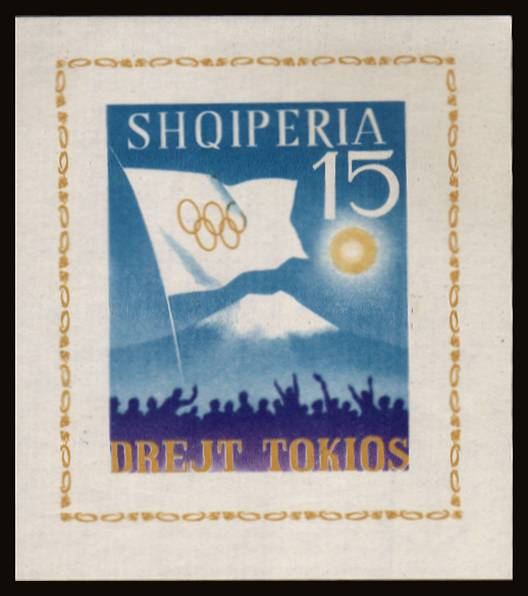 Olympic Games - Tokyo - 3rd Issue<br/>
