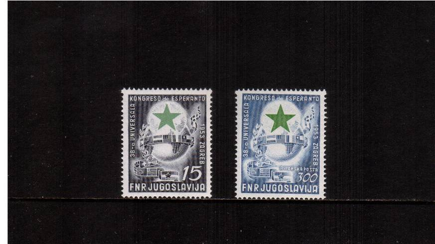 Esperanto Congress - Zagreb<br/>