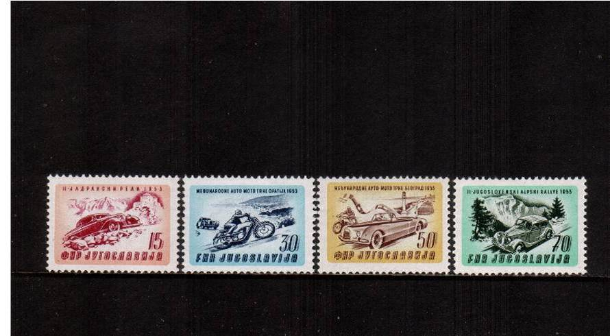 Adriatic Car and Motor Cycle Rally<br/>