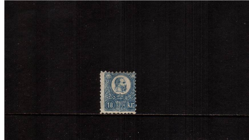 10K Blue<br/>