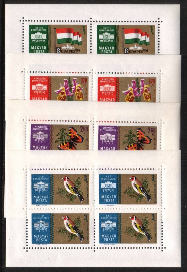 International Stamp Exhibition - Budapest<br/>