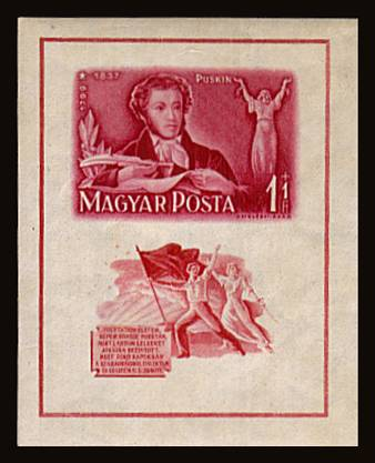 150th Birth Anniversary of A. S. Pushkin - Poet<br/>