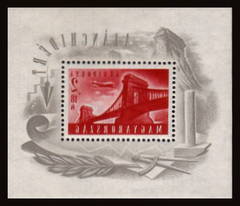 Re-opening of Budapest Chain Bridge<br/>