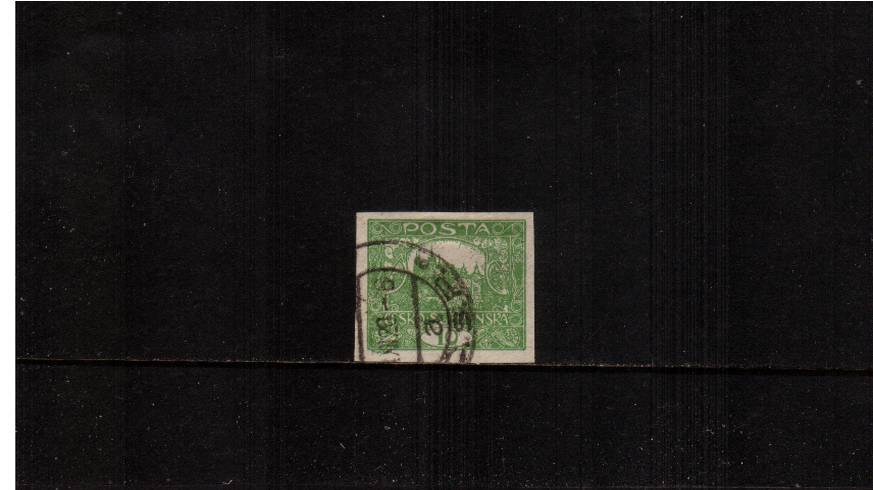 10h Yellow-Green definitive odd value.<br/>