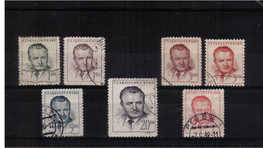 President Gottwald<br/>