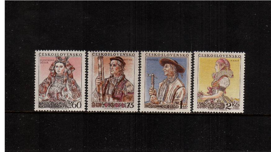 National Costumes - 1st Series<br/>