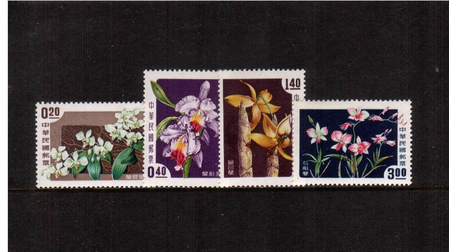 Taiwan Orchids<br/>