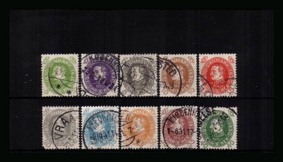 60th Birthday of King Christian X<br/>