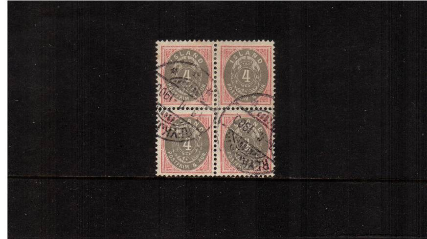 4a Grey and Rose<br/>