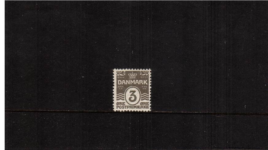 3or Grey - Perforation 12� Comb