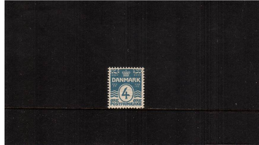 4or Pale Blue - Perforation 12� Comb