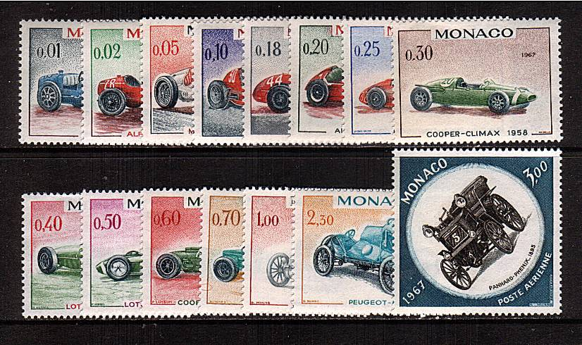 25th Motor Car Grand Prix, Monaco<br/>