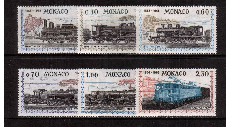 The Nice - Monaco Railway<br/>