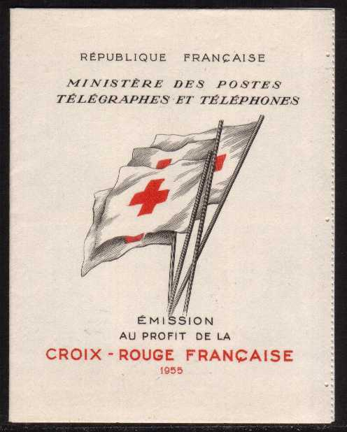 Red Cross Booklet -
