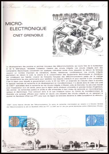 Technology - Micro-electronics