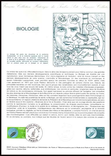 Technology - Biology