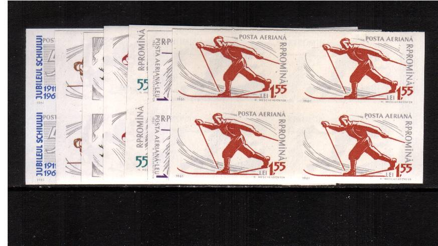 50th Anniversary of Romanian Winter Sports<br/>