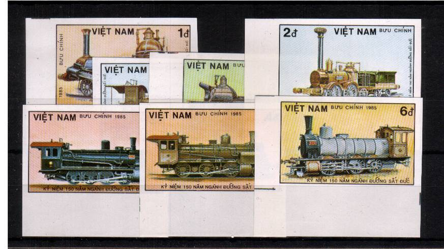 Trains - 150th Anniversary of German Railways<br/>