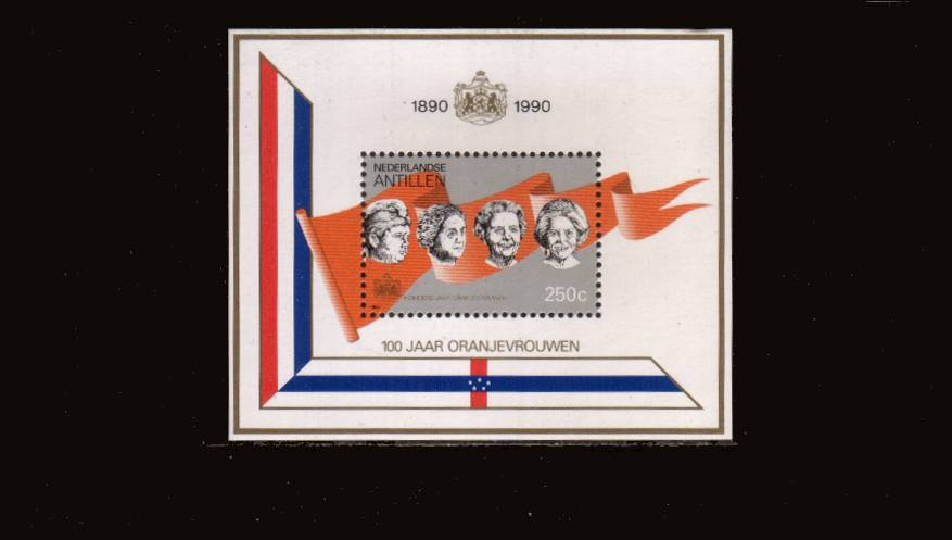 Queens of the House of Orange<br/>